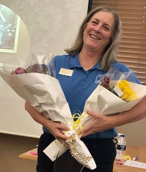 Jeanette Roach National Massage Therapy Teacher of the Year 2018